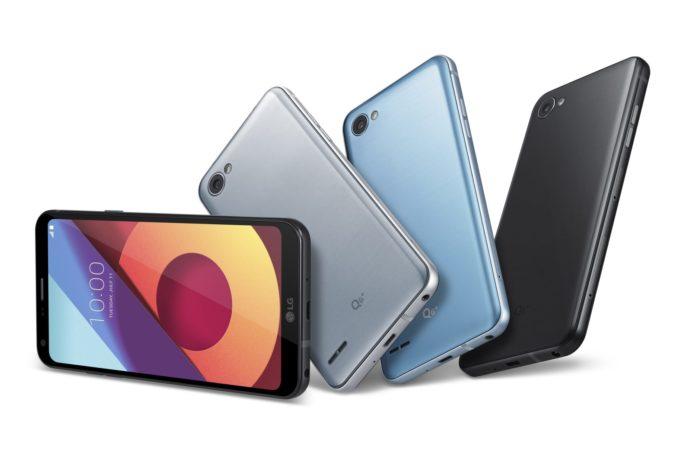 Premiera LG Q6 - Pierwszy smartfon, po flagowym LG G6, wyposażony w wyświetlacz FULL VISION i skierowany do masowego odbiorcy.