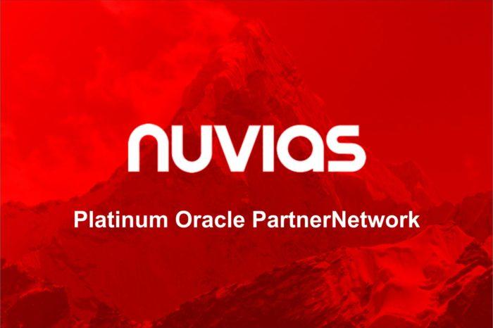 Nuvias zostaje partnerem Platinum Oracle PartnerNetwork, potwierdzający wysoki poziom pomocy i korzyści dla partnerów OPN.