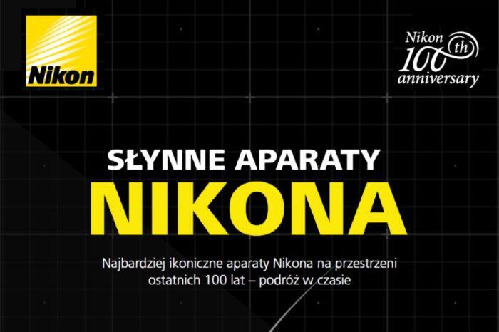 Najbardziej ikoniczne aparaty Nikona - W tym roku firma Nikon obchodzi 100-lecie istnienia. To doskonały powód, by przyjrzeć się bliżej jej historii i przedstawić najciekawsze dokonania.