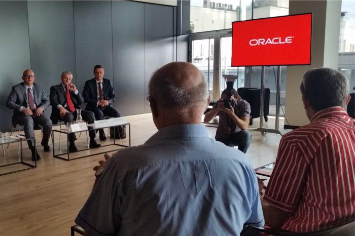 Oracle zanotował rekordowy, aż 66% wzrost sprzedaży usług w chmurze. Polskie firmy coraz istotniejszym odbiorcą Cloud Computingu.