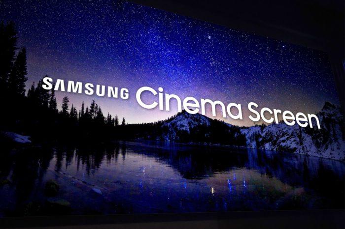 Samsung Electronics buduje w kinie Arena Cinemas Sihlcity w Zurychu pierwszy w Europie ekran kinowy LED - Samsung Cinema LED.