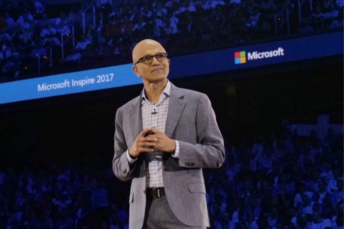 Microsoft Inspire 2017 - Partnerzy w centrum cyfrowej transformacji Microsoft wartej 4,5 biliona dolarów.