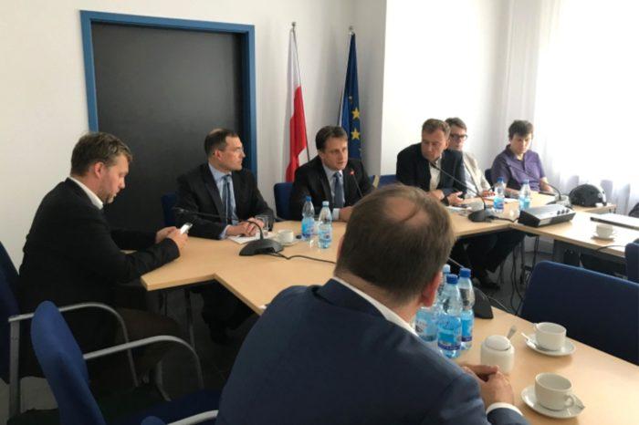 Spotkanie Komitetu Sterującego IGF Polska z przedstawicielami administracji, biznesu, nauki, organizacji pozarządowych i technicznych.