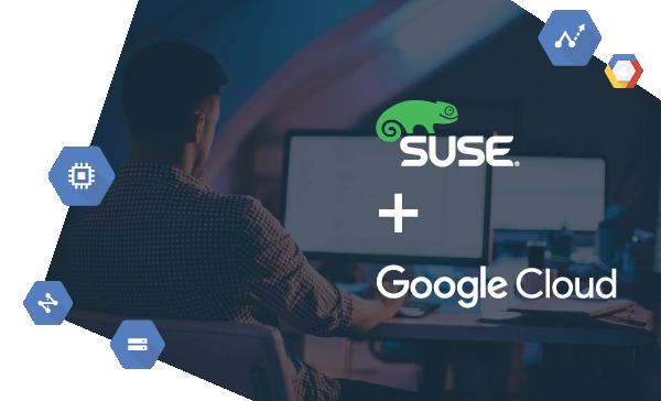 SUSE Linux Enterprise Server pierwszym i jedynym systemem operacyjnym Linux, ze wsparciem dla SAP HANA na platformie Google Cloud.