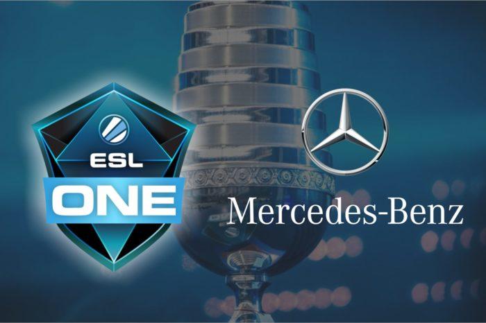 ESL poinformowało o nowym, globalnym partnerstwie z marką Mercedes-Benz, przy międzynarodowych turniejach E-sportowych.