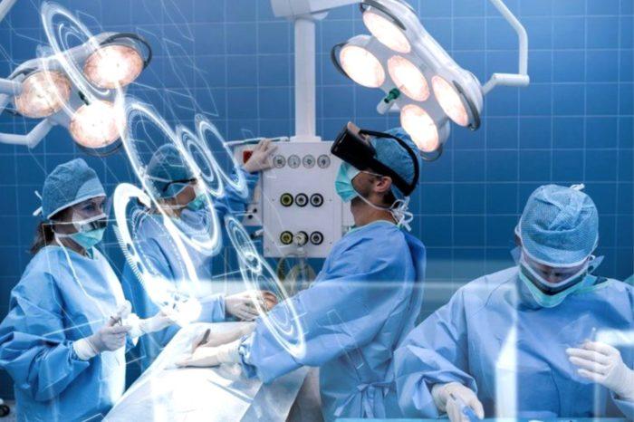 Rynek rozwiązań wirtualnej i rozszerzonej rzeczywistości w medycynie został oszacowany na 568,7 milionów dolarów.