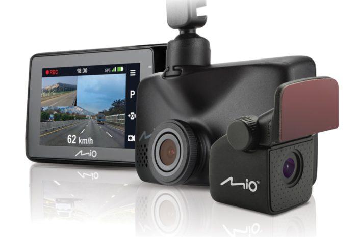 """Trwa promocja Mio – Trzeci rok gwarancji, przy zakupie wybranych wideorejestratorów, nawigacji samochodowych i urządzeń typu ,,combo""""."""