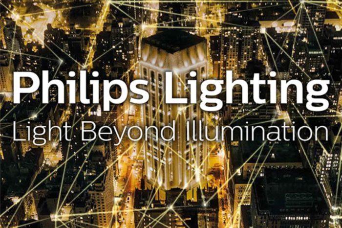 Philips Lighting publikuje wyniki finansowe za Q2 2017 - znaczny wzrost marży operacyjnej w działach LED, Professional oraz Home.