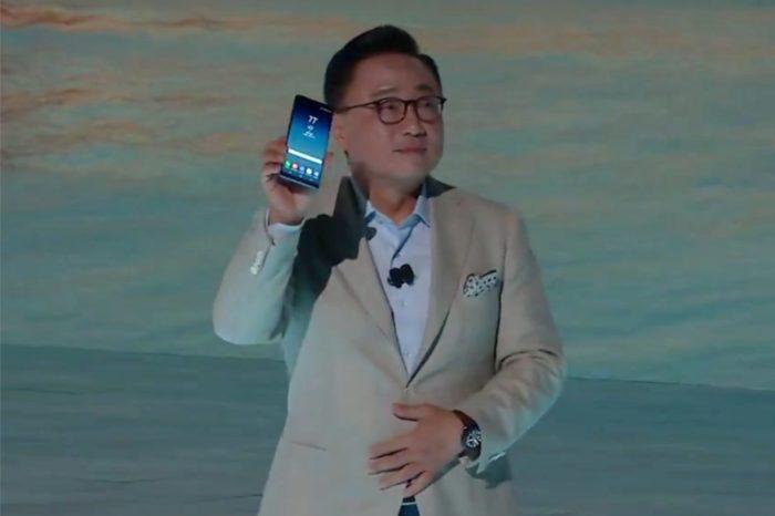 Premiera Galaxy Note8. - Najnowszy flagowiec marki Samsung z linii Note, oficjalnie zaprezentowany! (zobacz film z konferencji).