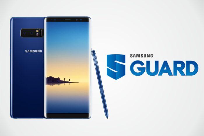 Samsung Galaxy Note8 w polskiej przedsprzedaży z atrakcyjnymi dodatkami – stacją dokującą Samsung DeX oraz pakietem usług premium Guard.