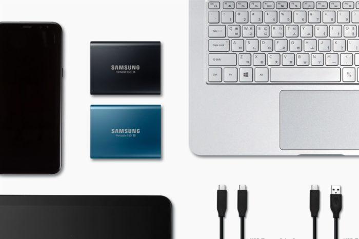 Samsung zaprezentował przenośny dysk SSD T5 – najnowsze rozwiązanie wśród szybkich, niezawodnych pamięci.