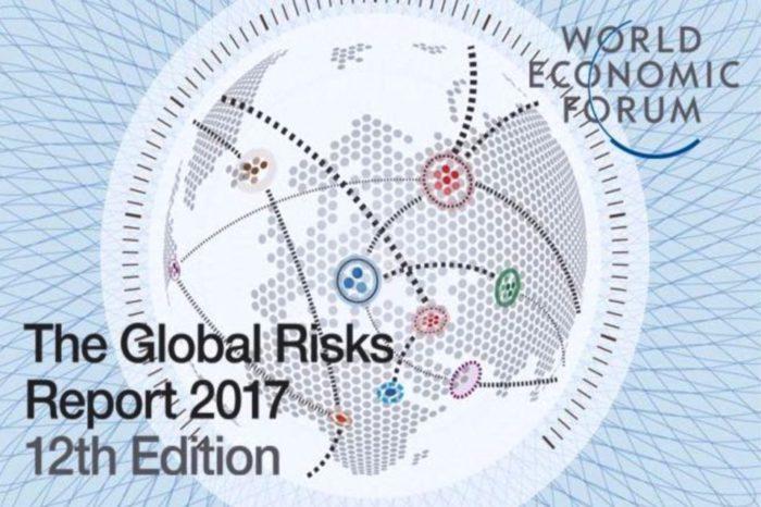 """Raport World Economic Forum """"Global Risk Report 2017"""" - Cyberbezpieczeństwo to odpowiedzialność całej firmy - wnioski z raportu CIMA."""