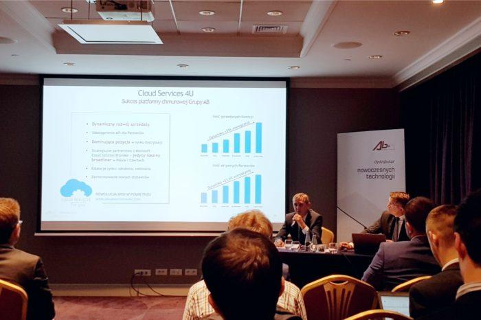 Grupa AB po kolejnym rekordowym roku finansowym z jeszcze większą siłą finansową i biznesową umacnia się jako nr 1 w Polsce i regionie CEE.