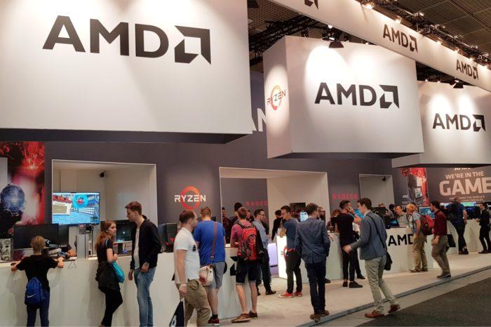 AMD powiększa ofertę korporacyjną przy udziale firm Dell, HP i Lenovo – Komputery PC z procesorami Ryzen™ PRO z najwyższą wydajnością.