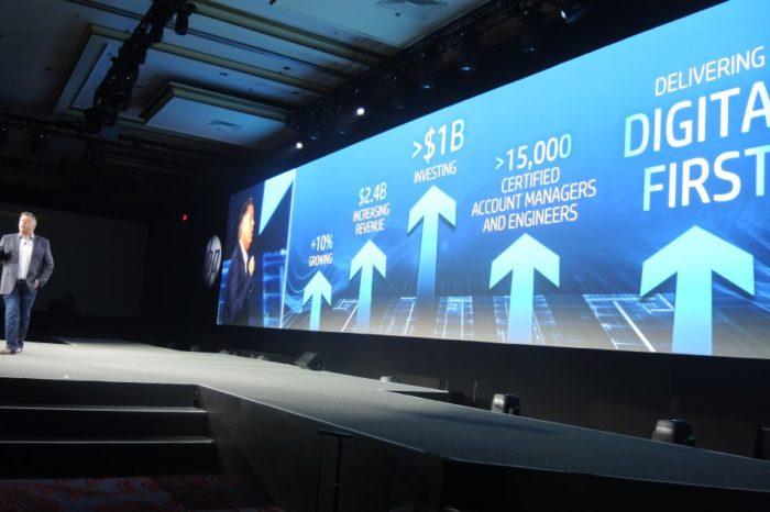 HP podczas Reinvent World Partner Forum przedstawia rozwiązania usprawniające pracę i rozszerza portfolio urządzeń Premium z rodziny Elite.