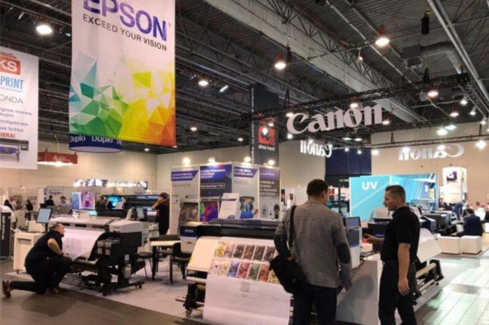 Epson podczas targów FESPA 2019 które odbędą się w Monachium w dniach od 14-17 maja, zaprezentuje nowe drukarki wielkoformatowe z serii SureColor SC-S.