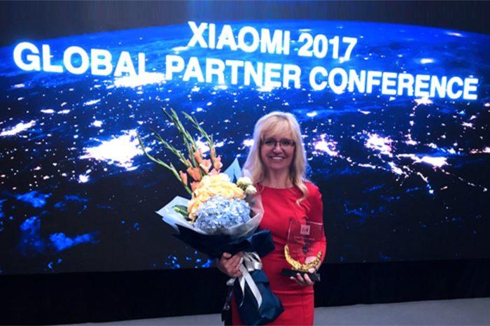 ABC Data wyróżniona prestiżowym tytułem Xiaomi Golden Partner Awards podczas Xiaomi Global Partner Conference w Pekinie.