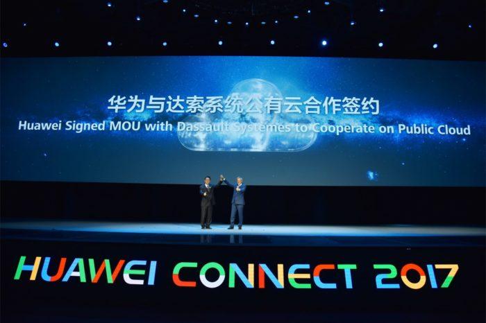 Huawei Cloud i Dassault Systèmes podpisały porozumienie dotyczące prac nad platformą 3DEXPERIENCE firmy Dassault Systèmes w chmurze Huawei.