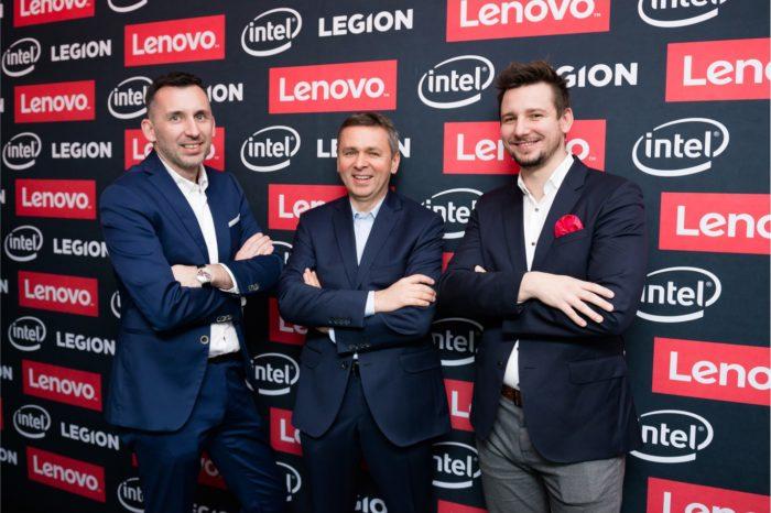 """Lenovo podczas premiery najnowszych produktów serii Lenovo Legion, zaprezentował zespół e-sportowy """"The Legion"""" oraz niezwykły projekt """"Jedi Challenges""""."""
