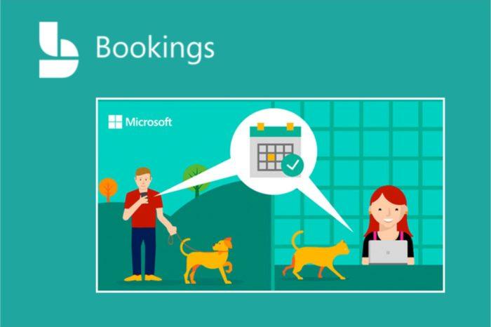 Microsoft Bookings, czyli prosty i wygodny sposób na rezerwację wizyt. Aplikacja dla branży hotelarskiej, gabinetów lekarskich czy fryzjerskich.