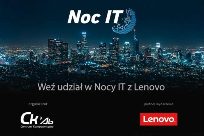 """Noc IT z Lenovo """"Rozwój biznesu dzięki hiperkonwergencji"""" - kolejne spotkanie branżowe organizowane przez Centrum Kompetencyjne AB S.A."""