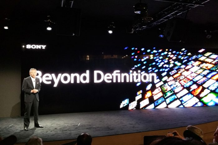 """Sony powraca na targi IBC 2017 - rozwój koncepcji """"Beyond Definition"""" oraz najnowocześniejsze rozwiązania 4K, HDR, chmury i IP."""