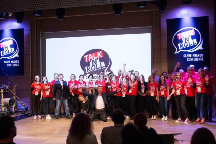 Trzecia edycja Talk'N'Roll w krakowskiej Manggha za nami - wśród prelegentów Robert Korzeniowski który inspirował młodych programistów.