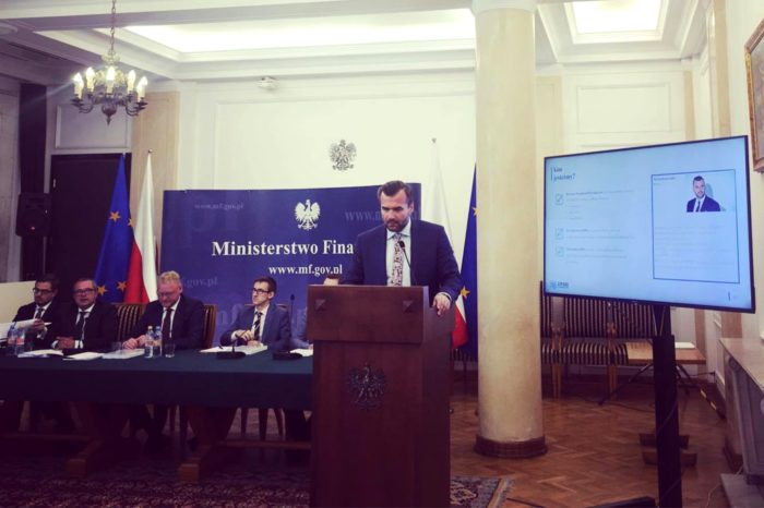 """ZIPSEE """"Cyfrowa Polska"""" w specjalnym zespole roboczym Ministerstwa Finansów, do prac nad stworzeniem kodeksu dobrych praktyk."""