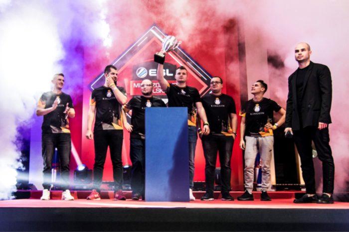 Kolejne rekordy pobite! ESL Mistrzostwa Polski wprowadziły krajowe rozgrywki esportowe na nowy poziom.