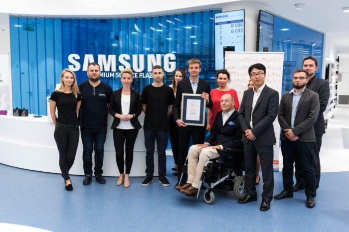 Komfort dla każdego – nowoczesne urządzenia z oferty konsumenckiej Samsunga stworzone z myślą o wszystkich użytkownikach.
