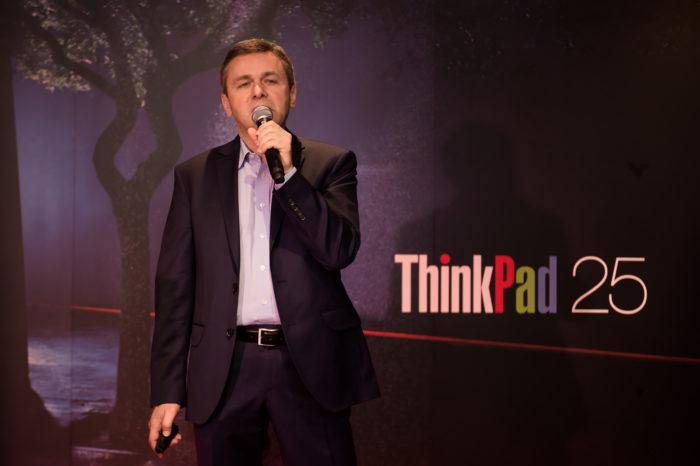 ThinkPad - legendarna seria komputerów biznesowych powstała dokładnie 25 lat. - Sprawdź jak ThinkPad zmieniał świat przez 25 lat?