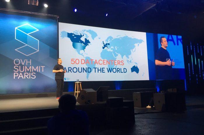 """OVH Summit 2017: """"OVH szybko stanie się globalnym liderem usług cloud"""" - Przyspieszenie - to hasło aktualnej strategii ekspansji OVH."""
