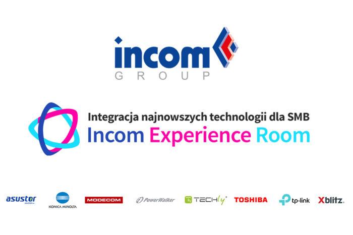 Incom Group SA zaprasza na konferencję poświęconą najnowszym technologiom dla rynku SMB - Incom Experience Room.