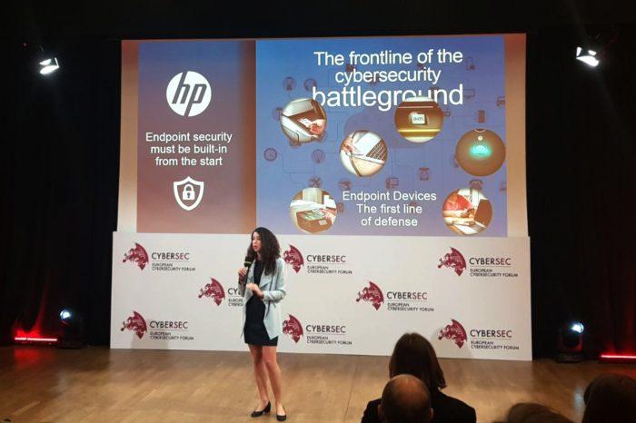 Cyberbezpieczeństwo w dobie rosnącej ilości urządzeń Internetu Rzeczy - Eksperci firmy HP podczas CYBERSEC 2017 w Krakowie.