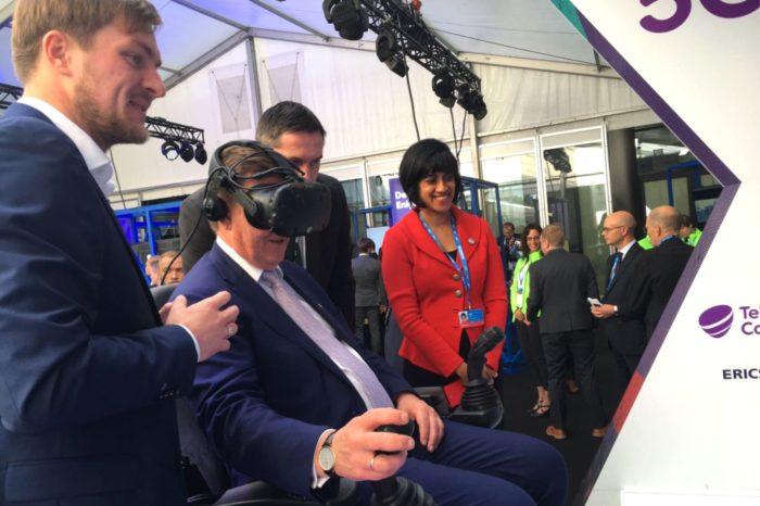 Intel Technology we współpracy z firmami Telia i Ericsson, uruchamia pierwszą sieć 5G działającą w czasie rzeczywistym w Europie.