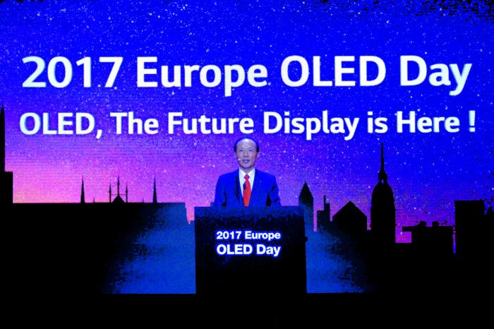 LG Display podczas Europejskiego Dnia OLED w Monachium, zaprezentowała nową strategię rozwoju rynku telewizorów OLED w Europie.