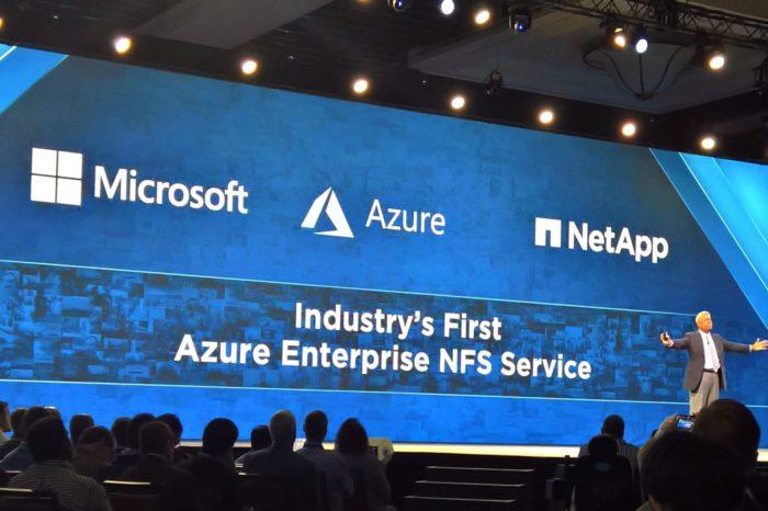 Microsoft i NetApp tworzą pierwszą na rynku korporacyjną usługę NFS na platformie Azure, pozwalającą w pełni wykorzystać potencjał danych.