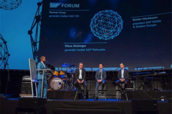 SAP Executive Forum - Bez innowacji nie będzie biznesu. Cyfrowa transformacja może przynieść gospodarce EU wzrost PKB o co najmniej 2,1 %.