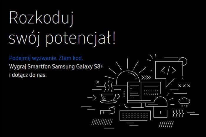 Samsung pomaga rozkodować potencjał studentom IT - wystartowała kampania employer brandingowa Samsung R&D Institute Poland.
