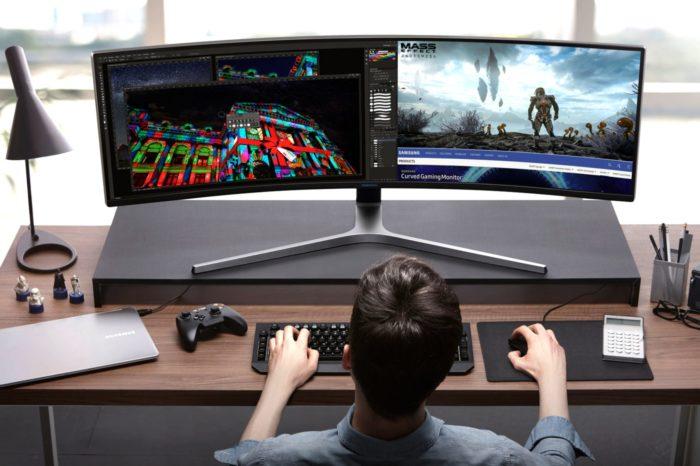 """Monitory Samsung jako pierwsze na rynku otrzymały certyfikat VESA DisplayHDR™ - Model CHG90 z nagrodą """"CES 2018 Innovation Award"""""""