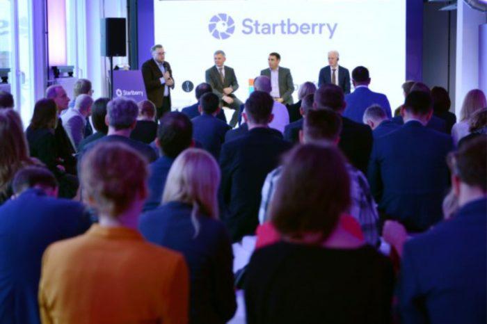 """Senfino, Microsoft i EY prezentują akcelerator dla startupów Startberry – """"Szyty na miarę"""" program akceleracyjny."""