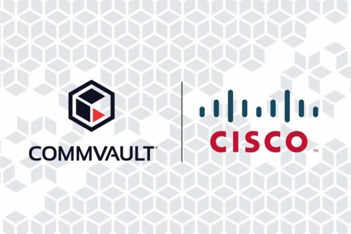 Technologie COMMVAULT ScaleProtect i IntelliSnap są dostępne dla wszystkich aplikacji i chmur każdej wielkości działających na hiperkonwergentnej infrastrukturze Cisco