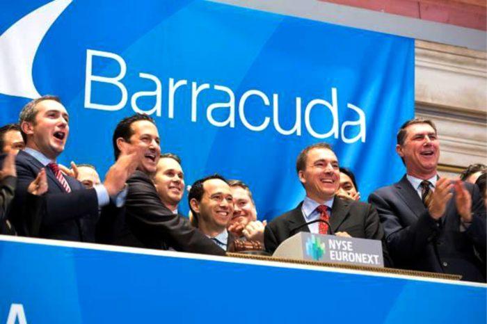 Barracuda Networks przejmuje firmę Sonian rozszerzając swoją ofertę w zakresie archiwizacji w chmurze publicznej i analityki biznesowej.