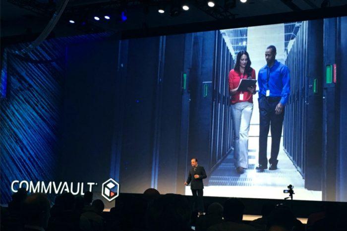 """Commvault GO 2017 - """"Zaawansowana prostota"""" pozwala firmom wykorzystywać dane do osiągania niezwykłych celów."""