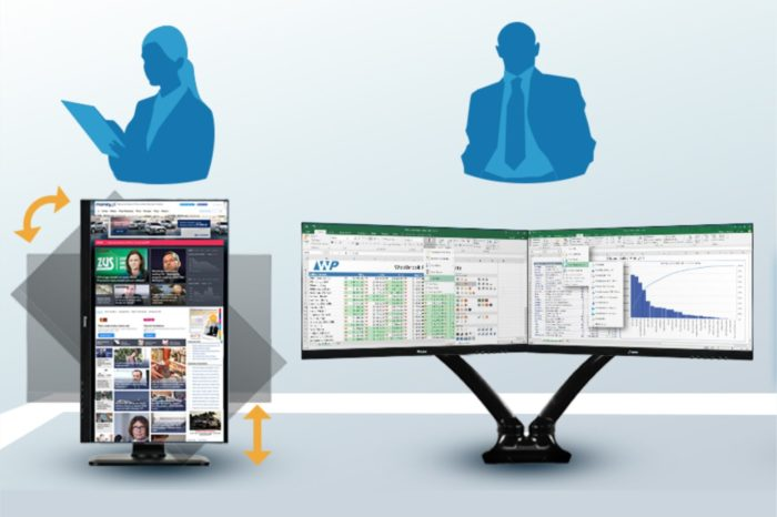Dla osób codziennie spędzających długie godziny w pracy przed monitorem, wybór odpowiedniego ekranu jest kwestią kluczową.