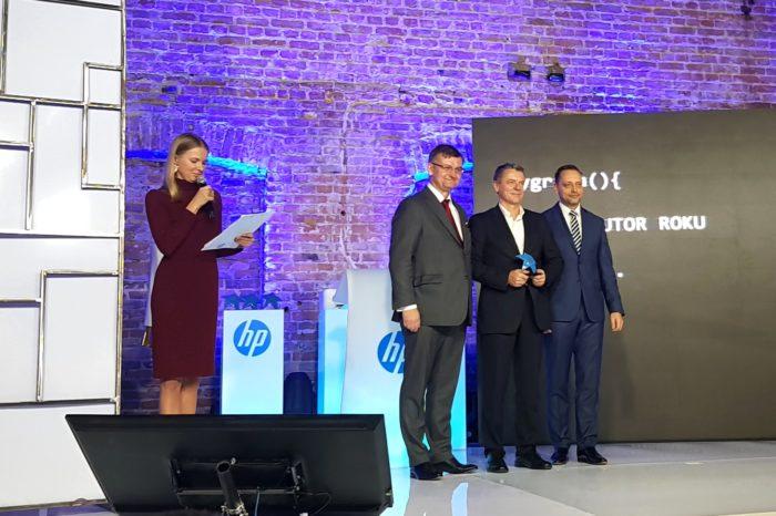 """AB S.A. niezmiennie najlepszym dystrybutorem HP Inc. - Podczas gali HP Excellence Award 2017 ponownie nagrodzone tytułem """"HP Dystrybutor Roku 2017"""""""