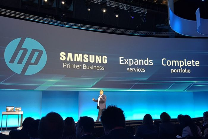 HP Inc. sfinalizowało transakcję przejęcia działu druku Samsunga Electronics - Wartość transakcji przekroczyła miliard dolarów.