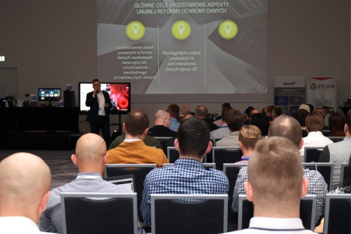 Incom Group SA - zorganizował konferencję dla Partnerów, poświęconą integracji najnowszych technologii dla rynku SMB – INCOM EXPERIENCE ROOM.
