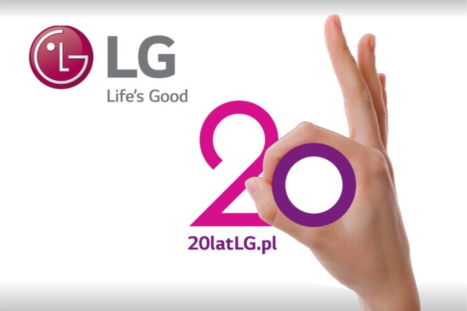 """LG od 20 lat dostarcza rozwiązania, które mają ułatwiać codzienność milionom Polaków i sprawiać, że motto firmy """"Life's Good"""" żyje w każdym domu."""
