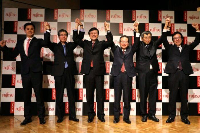 Fujitsu, Lenovo oraz Development Bank of Japan poinformowały o nawiązaniu strategicznej współpracy w formie spółki joint venture z branży PC.